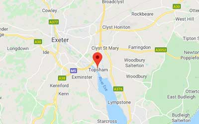 Exeter Assessment Venue